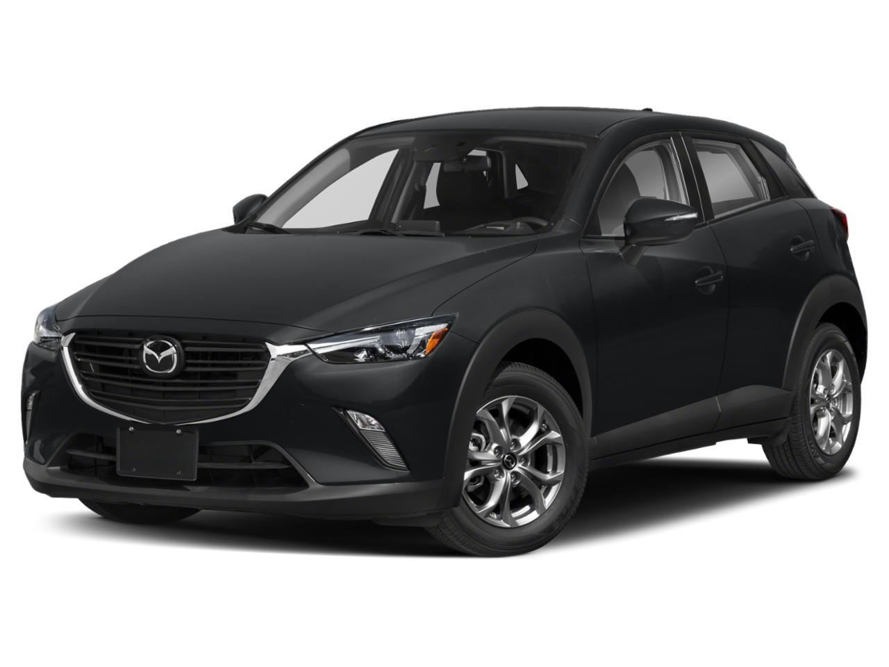 2021 Mazda CX-3 Vehicle Photo in Green Bay, WI 54304
