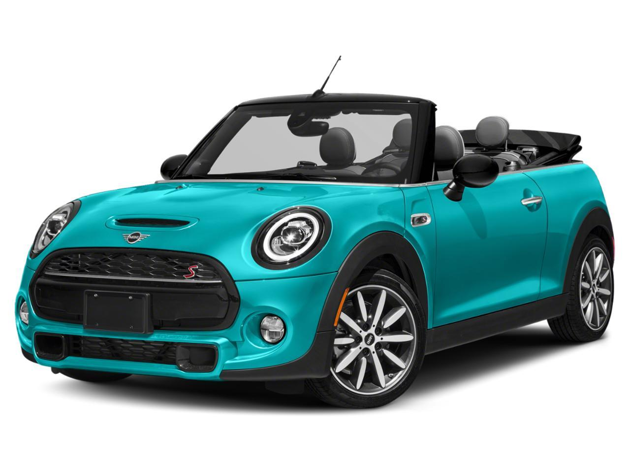 2021 MINI Cooper S Convertible Iconic Vehicle Photo in Appleton, WI 54913