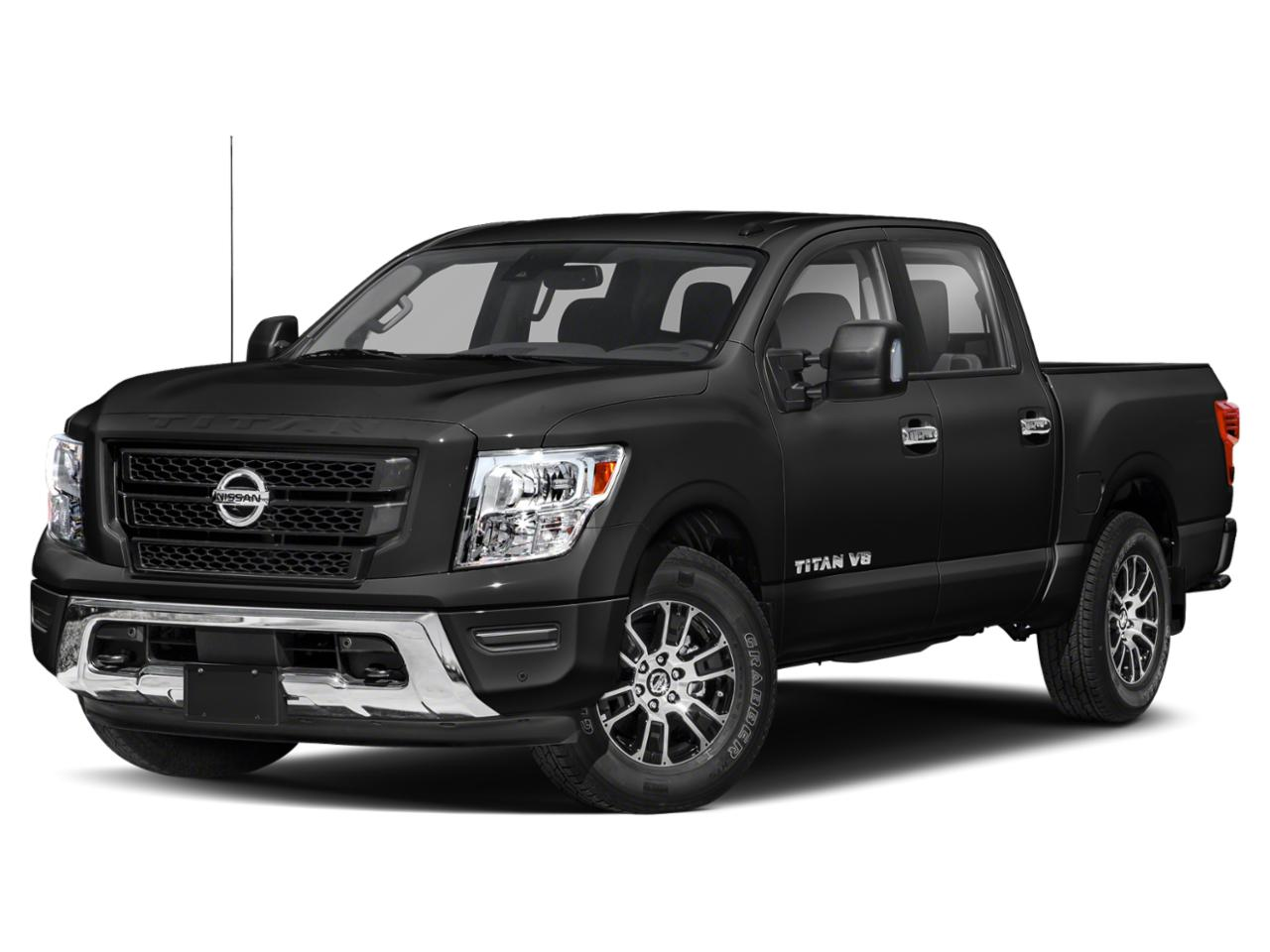 2021 Nissan Titan Vehicle Photo in Temple, TX 76502