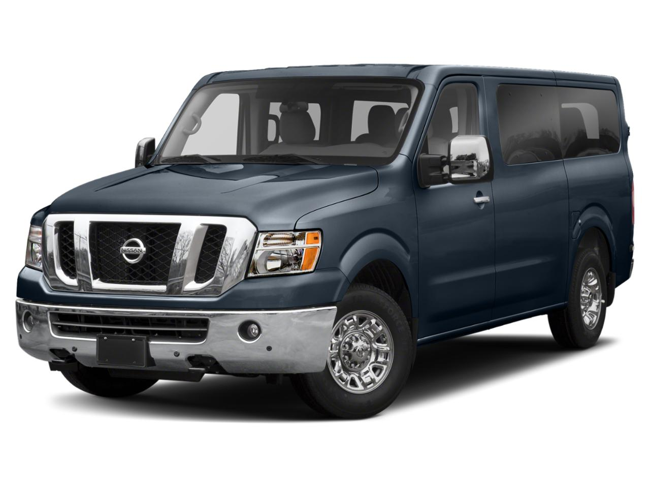 2021 Nissan NV Passenger Vehicle Photo in Appleton, WI 54913