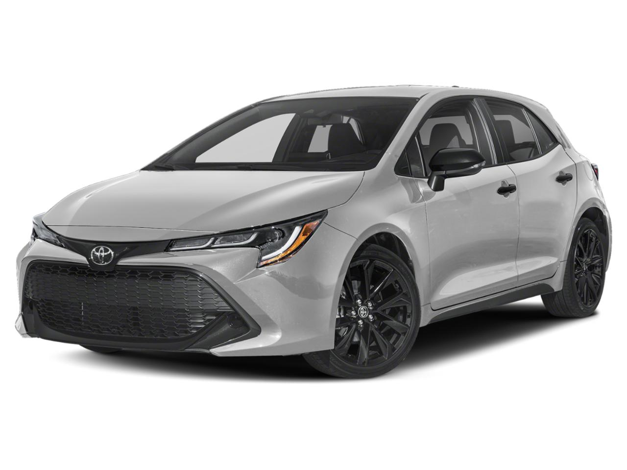 2021 Toyota Corolla Hatchback Vehicle Photo in Oshkosh, WI 54904