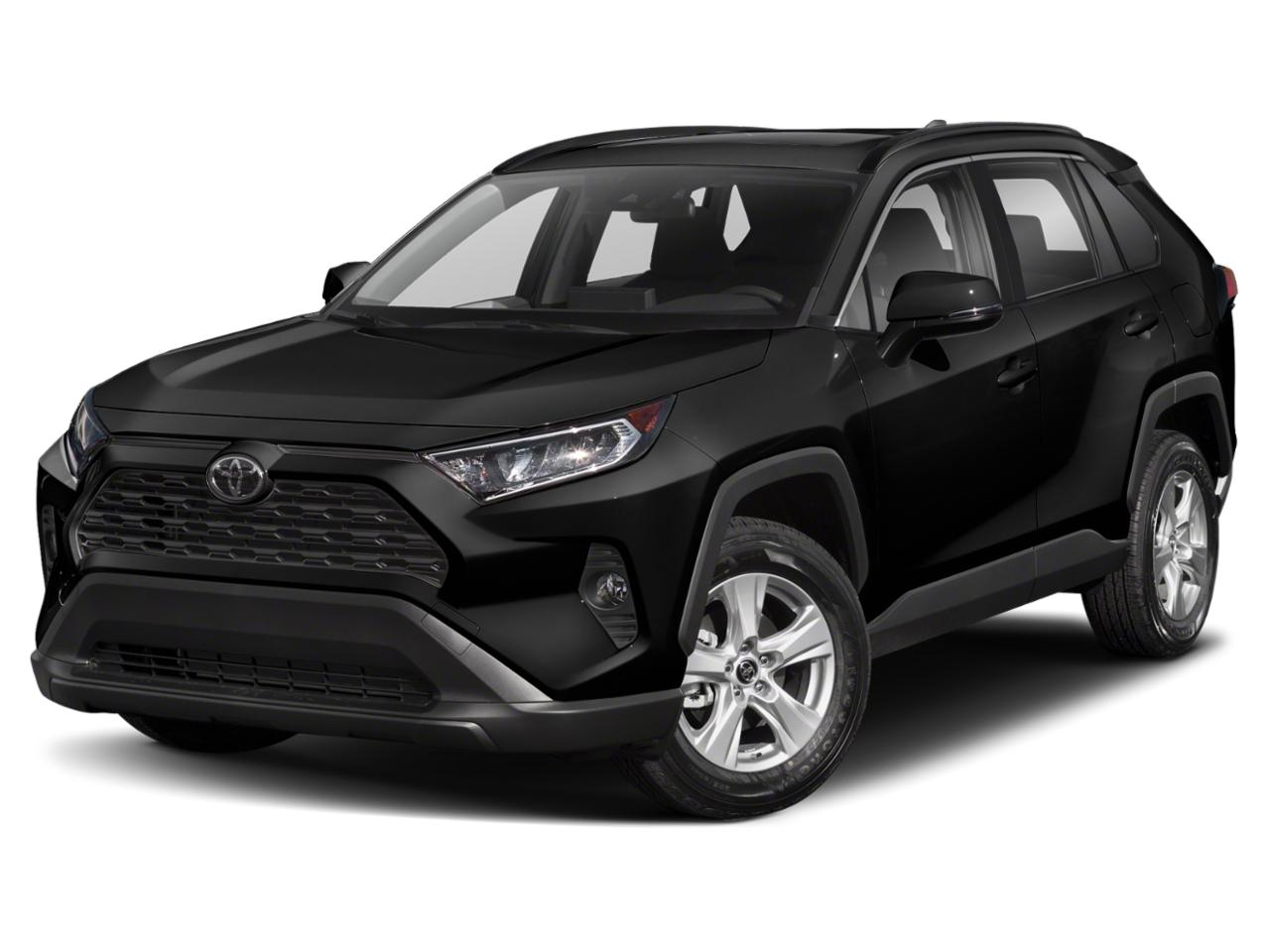 2021 Toyota RAV4 Vehicle Photo in Oshkosh, WI 54904