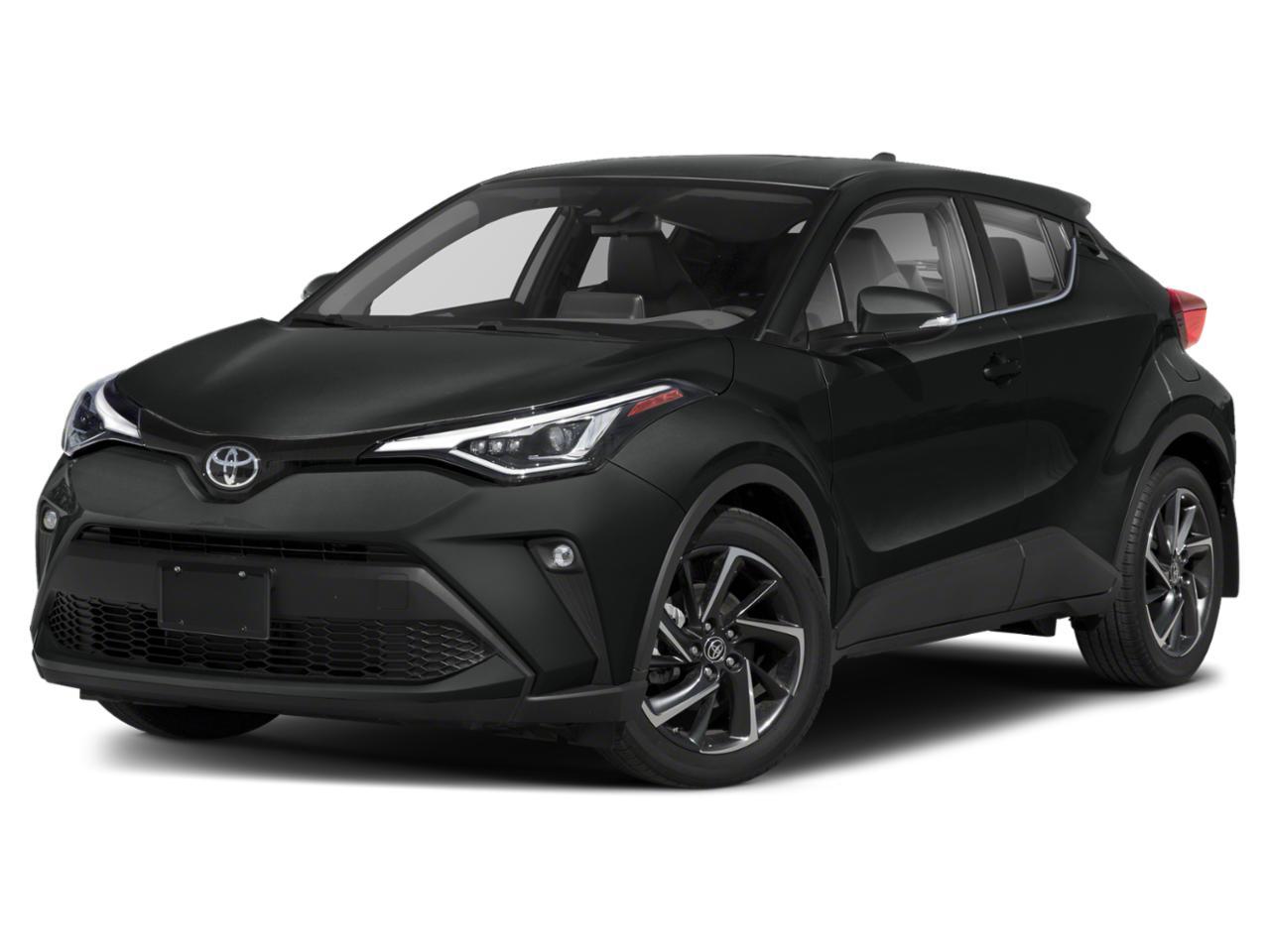 2021 Toyota C-HR Vehicle Photo in Oshkosh, WI 54904