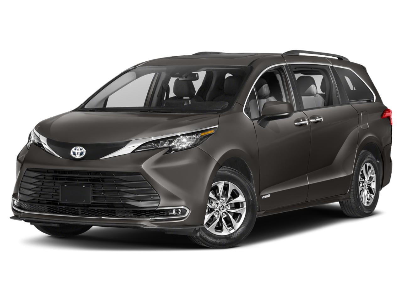 2021 Toyota Sienna Vehicle Photo in Oshkosh, WI 54904