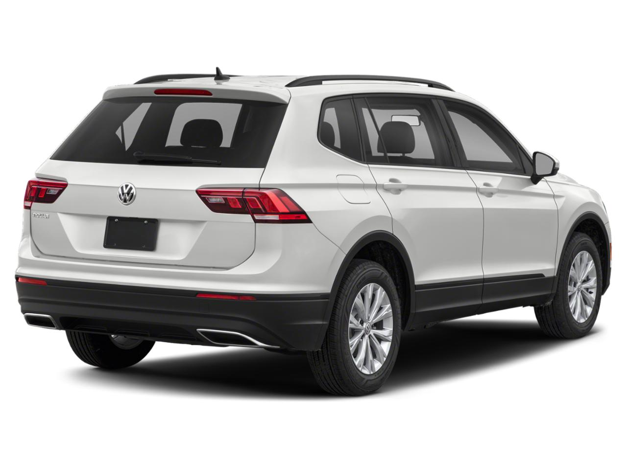 New Pure White 2021 Volkswagen Tiguan 2.0T S for sale at ...