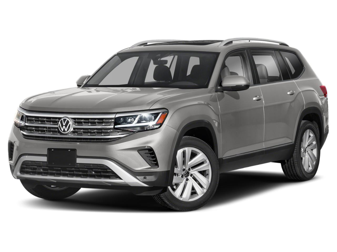 2021 Volkswagen Atlas Vehicle Photo in San Antonio, TX 78257