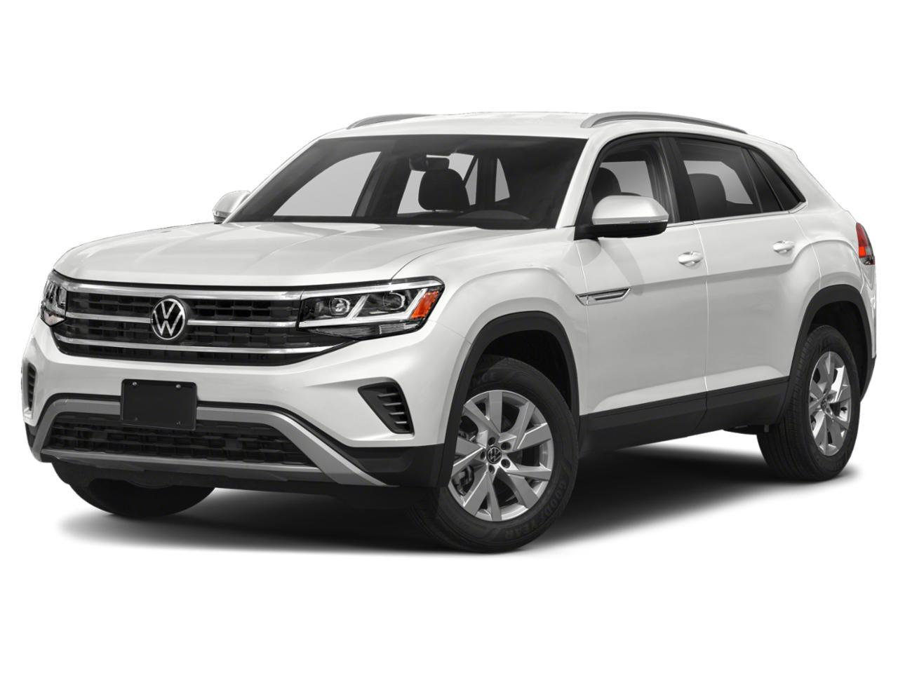 2021 Volkswagen Atlas Cross Sport Vehicle Photo in San Antonio, TX 78257