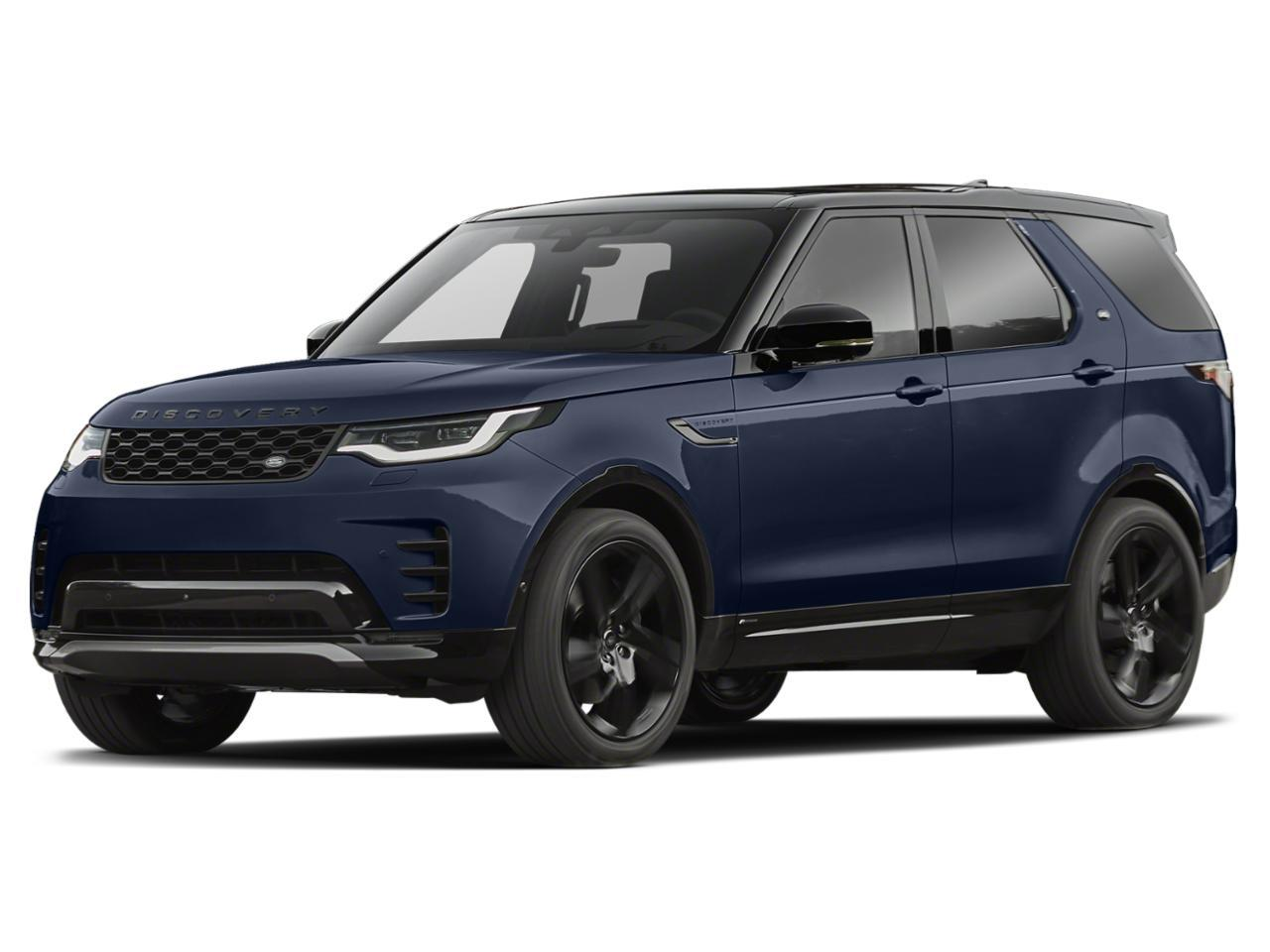 2022 Land Rover Discovery Vehicle Photo in Austin, TX 78717