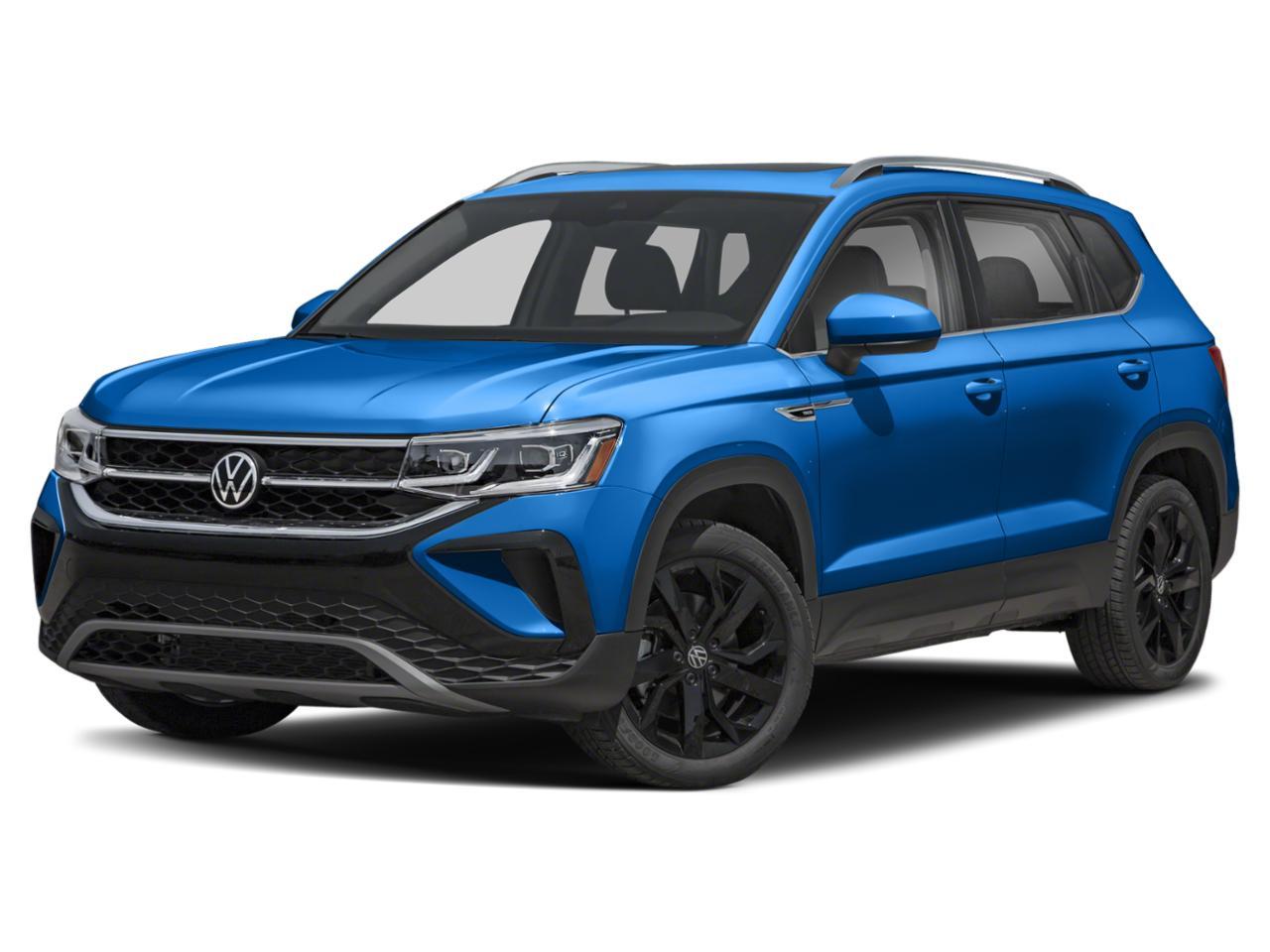 2022 Volkswagen Taos Vehicle Photo in San Antonio, TX 78257