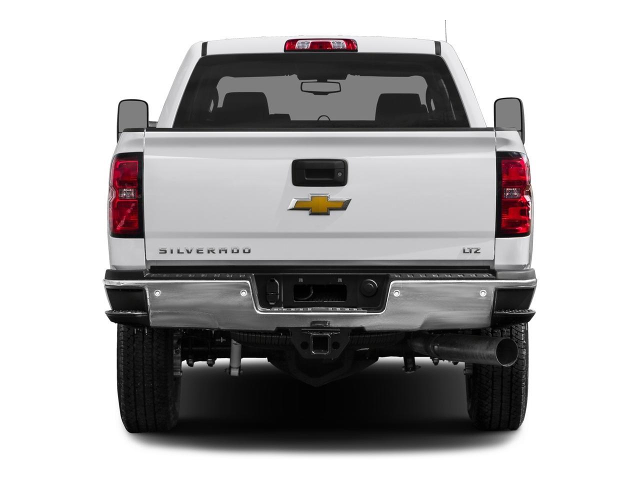 Used 2016 Chevrolet Silverado 2500HD 4WD Crew Cab Standard ...