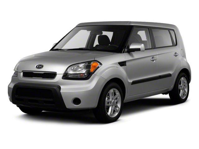 2010 Kia Soul Vehicle Photo in Arlington, TX 76011