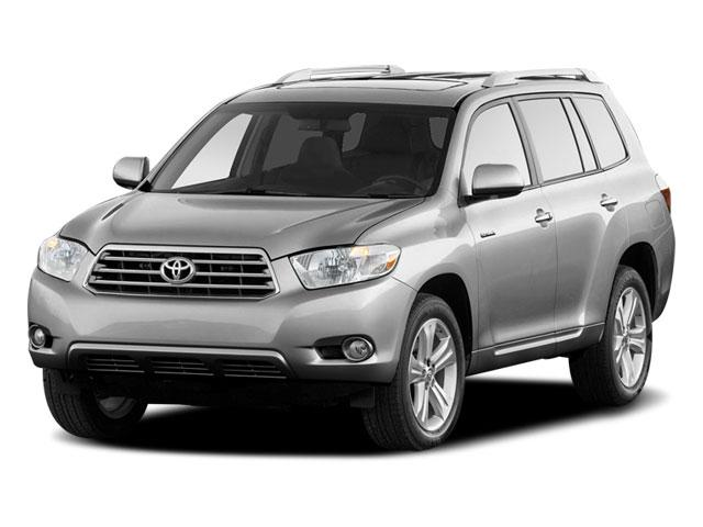 2010 Toyota Highlander Vehicle Photo in Spokane, WA 99207