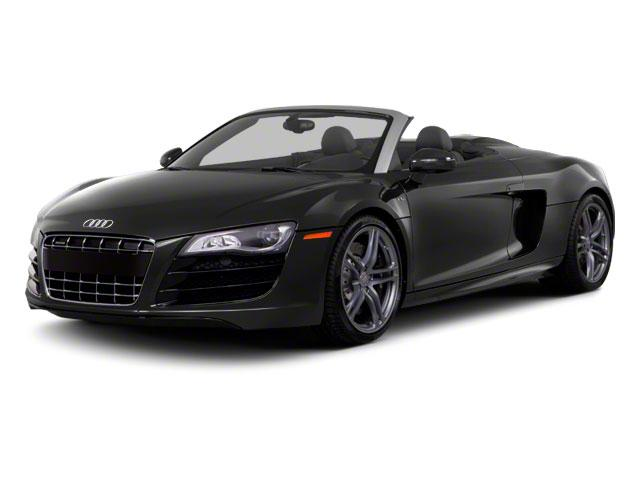 2011 Audi R8 Vehicle Photo in El Paso , TX 79925