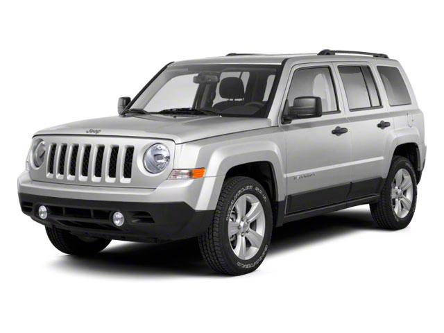 2011 Jeep Patriot Vehicle Photo in Killeen, TX 76541