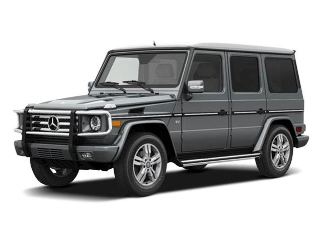 2011 Mercedes-Benz G-Class Vehicle Photo in Plainfield, IL 60586