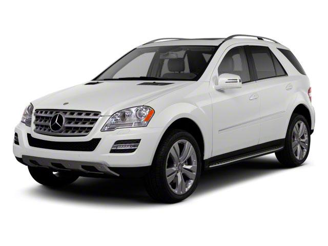 2011 Mercedes-Benz M-Class Vehicle Photo in Brownsville, TX 78520