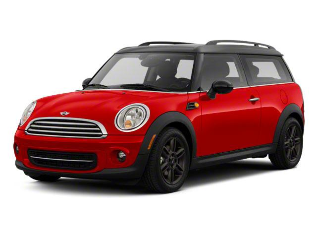 2011 MINI John Cooper Works Clubman Vehicle Photo in Colorado Springs, CO 80905