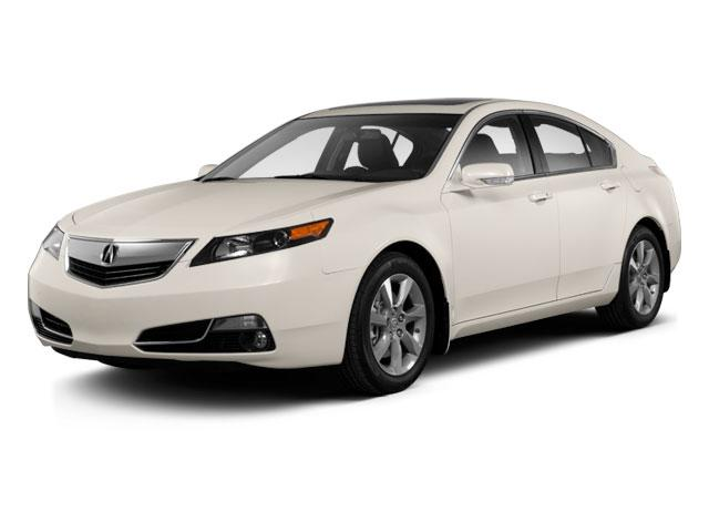2012 Acura TL Vehicle Photo in Manassas, VA 20109