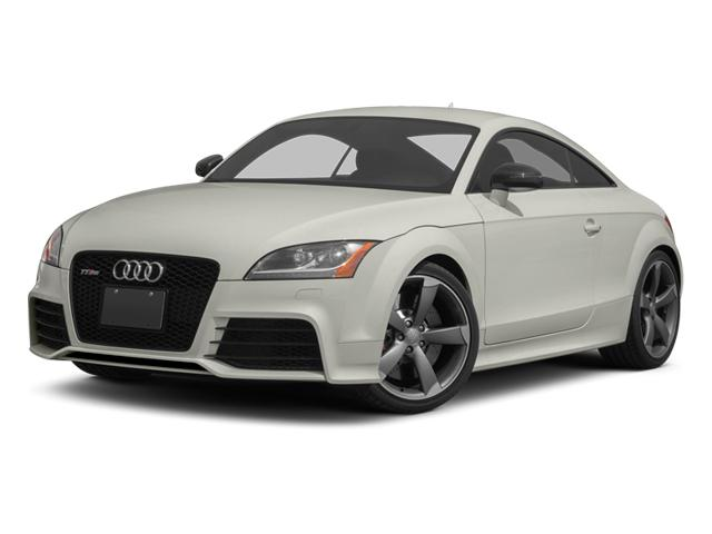 2012 Audi TT RS Vehicle Photo in Puyallup, WA 98371