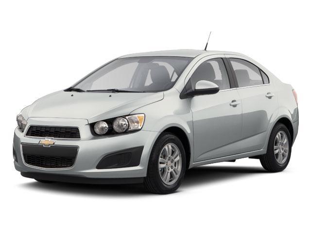 2012 Chevrolet Sonic Vehicle Photo in Warren, OH 44483