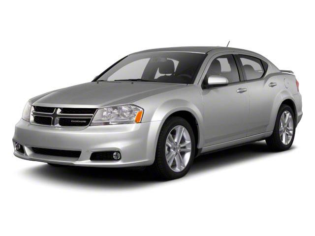 2012 Dodge Avenger Vehicle Photo in Spokane, WA 99207