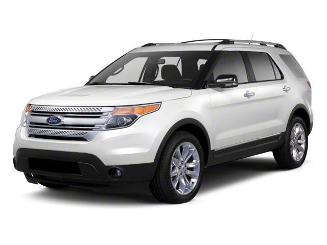 2012 Ford Explorer Vehicle Photo in El Paso, TX 79936