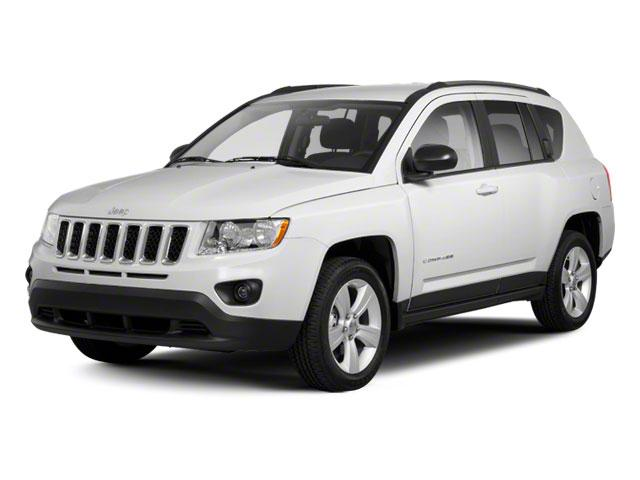2012 Jeep Compass Vehicle Photo in Medina, OH 44256