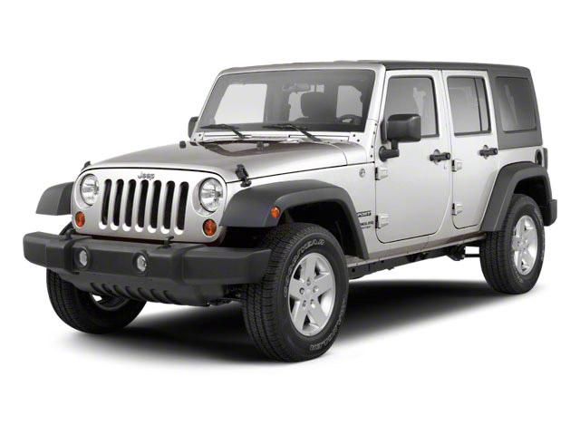 2012 Jeep Wrangler Unlimited Vehicle Photo in Elyria, OH 44035
