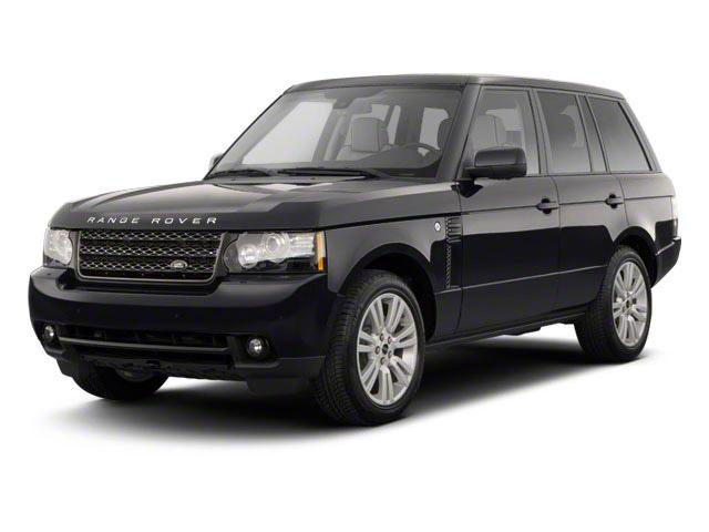 2012 Land Rover Range Rover Vehicle Photo in Portland, OR 97225
