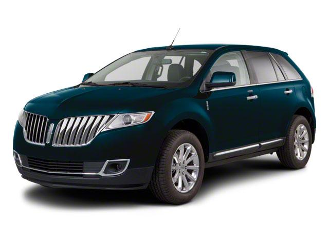 2012 LINCOLN MKX Vehicle Photo in Colma, CA 94014