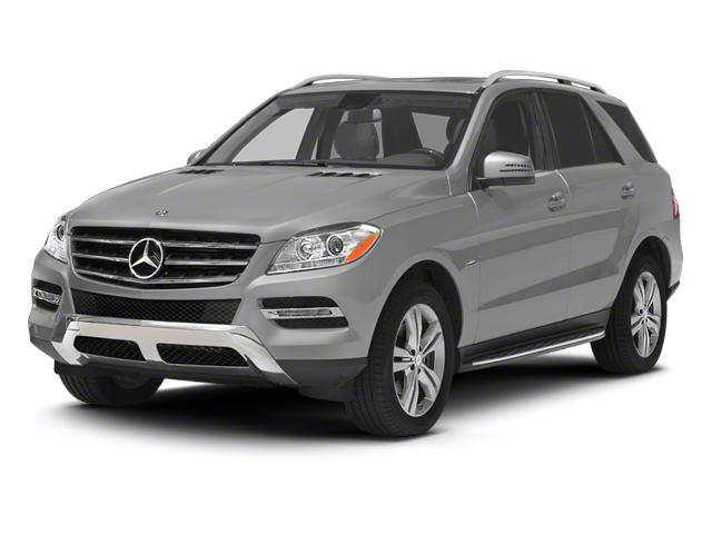 2012 Mercedes-Benz M-Class Vehicle Photo in Portland, OR 97225