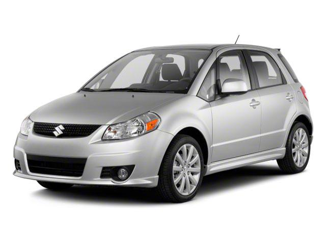 2012 Suzuki SX4 Vehicle Photo in Colorado Springs, CO 80905