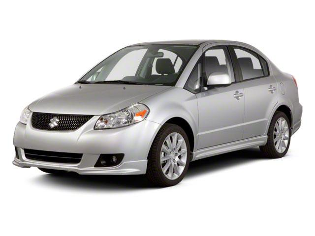 2012 Suzuki SX4 Vehicle Photo in Beaufort, SC 29906