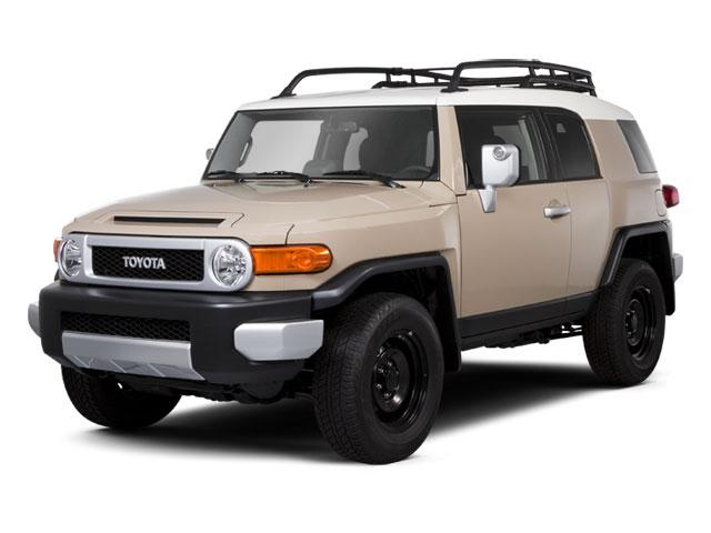2012 Toyota FJ Cruiser Vehicle Photo in Plainfield, IL 60586
