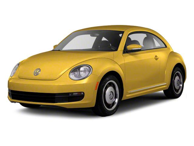 2012 Volkswagen Beetle Vehicle Photo in Joliet, IL 60586
