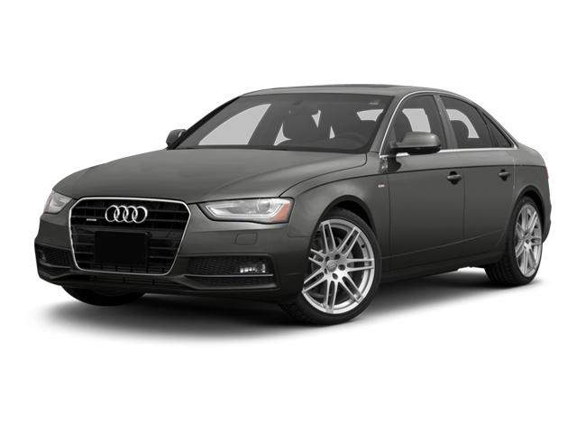 2013 Audi A4 Vehicle Photo in Nashville, TN 37203