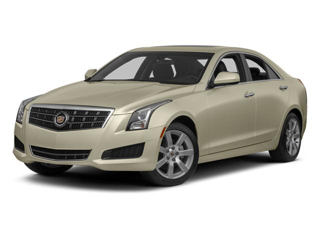 2013 Cadillac ATS Vehicle Photo in Midland, MI 48640