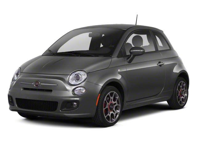 2013 FIAT 500 Vehicle Photo in Frederick, MD 21704