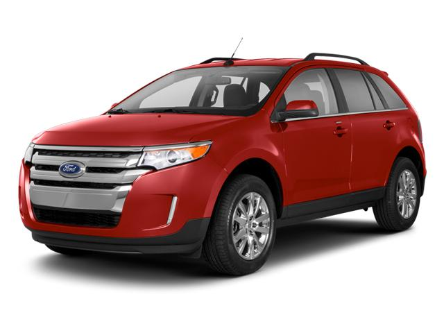 2013 Ford Edge Vehicle Photo in Redding, CA 96002