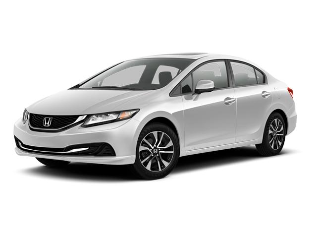 2013 Honda Civic Sedan Vehicle Photo in ANNAPOLIS, MD 21401