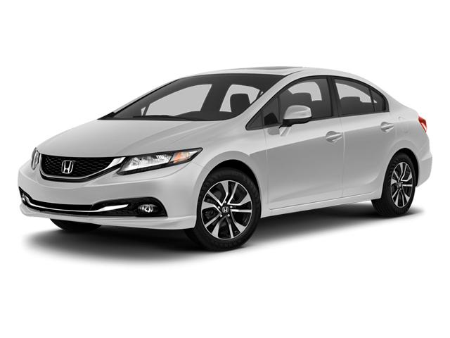 2013 Honda Civic Sedan Vehicle Photo in Casper, WY 82609