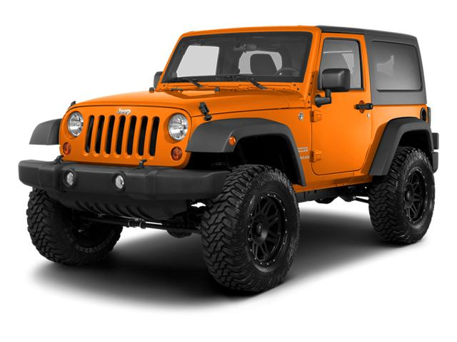 2013 Jeep Wrangler Vehicle Photo in Portland, OR 97225