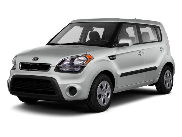2013 Kia Soul Vehicle Photo in Salem, VA 24153