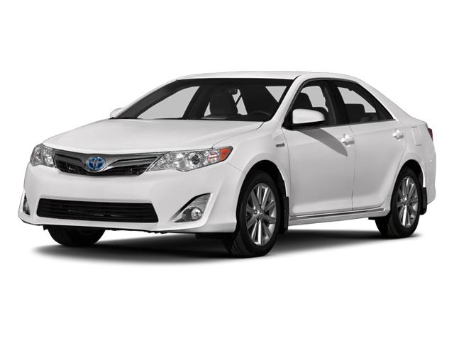2013 Toyota Camry Hybrid Vehicle Photo in Rockville, MD 20852