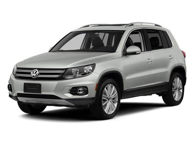 2013 Volkswagen Tiguan Vehicle Photo in Joliet, IL 60435