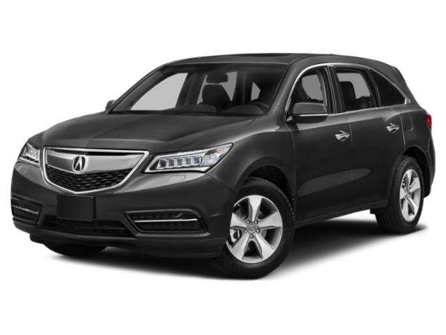 2014 Acura MDX Vehicle Photo in League City , TX 77573