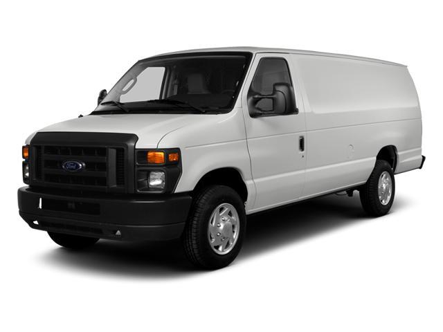 2014 Ford Econoline Cargo Van Vehicle Photo in Saginaw, MI 48609