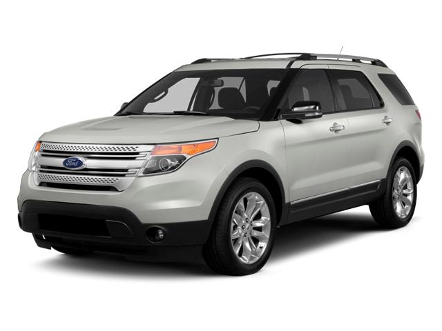 2014 Ford Explorer Vehicle Photo in Mission, TX 78572