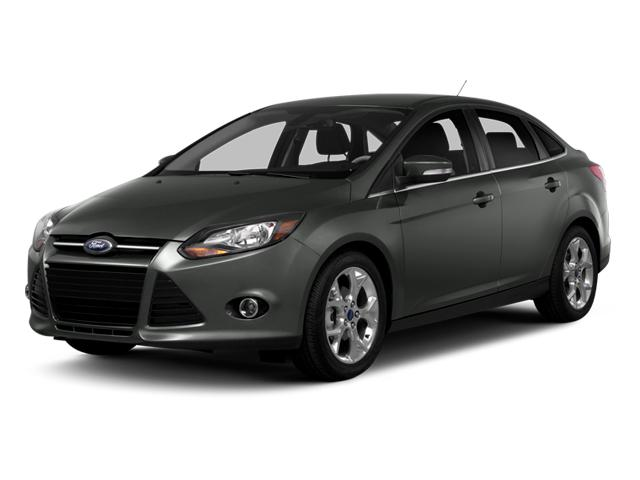 2014 Ford Focus Vehicle Photo in El Paso, TX 79936