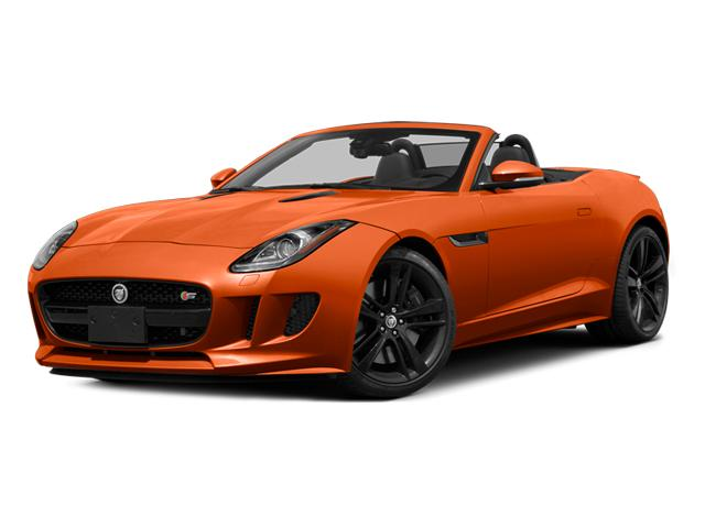 2014 Jaguar F-TYPE Vehicle Photo in Spokane, WA 99207